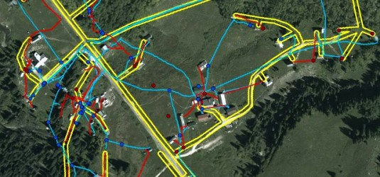 Utility Line Mapping Services