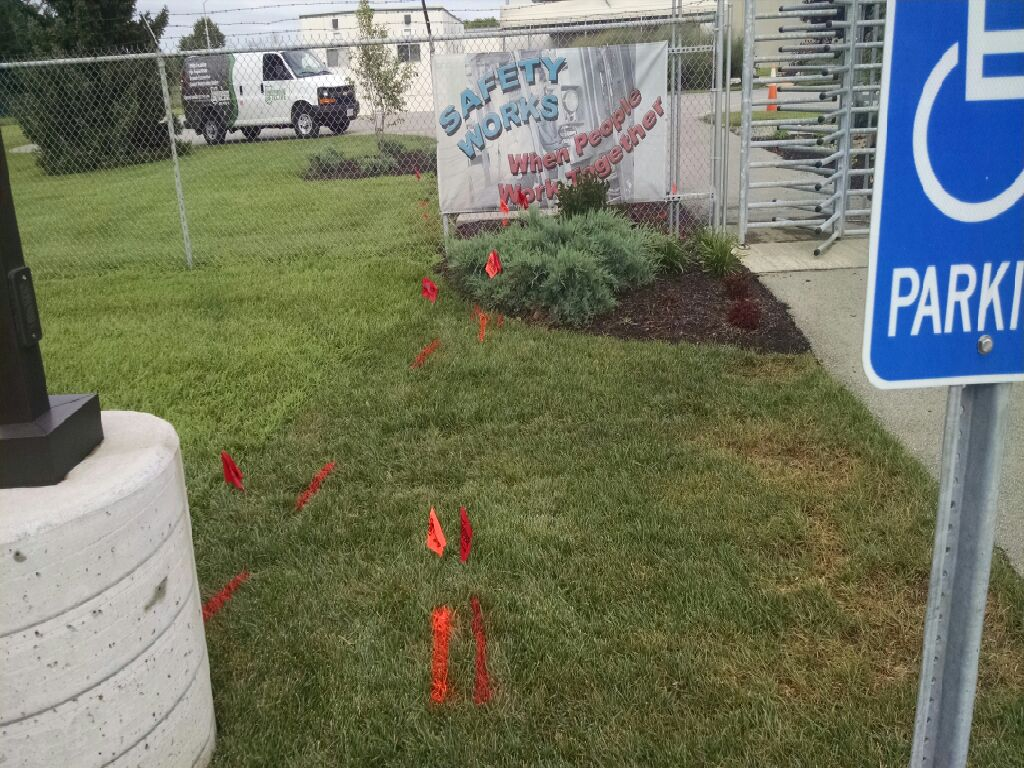 Underground Utility Locating In Middletown Oh