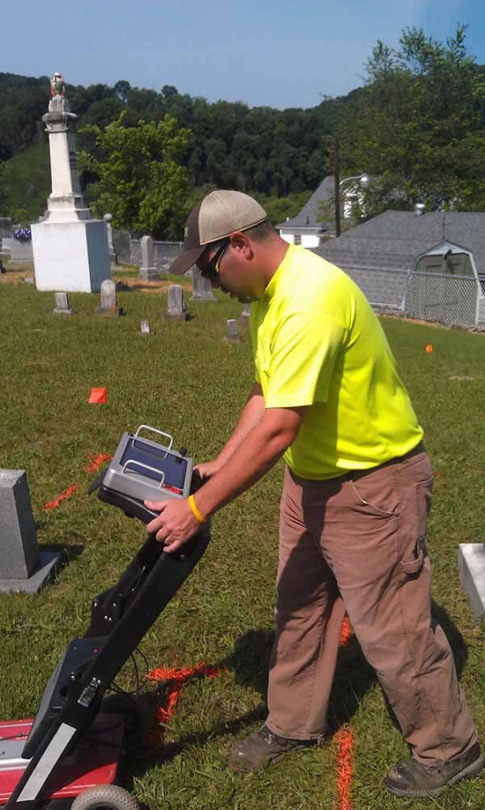 Locating graves in Jackson, KY