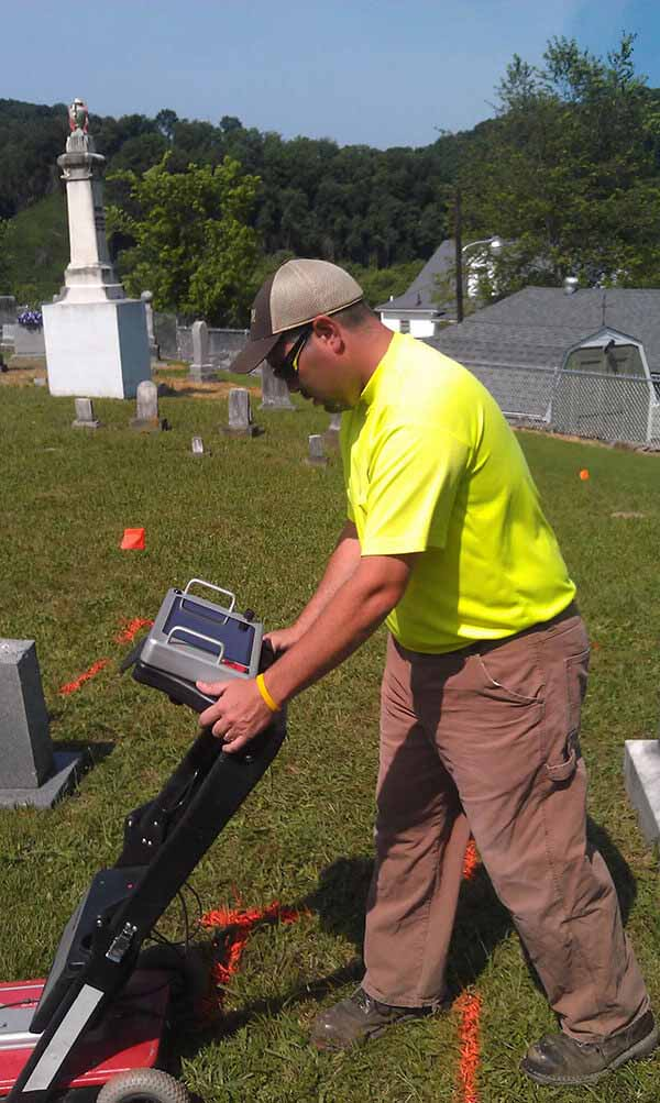 Locating Unmarked Grave Sites