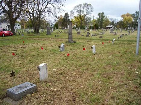 Locating Graves