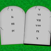 Underground Detective 10 Commandments