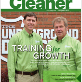 The Underground Detective Featured in Cleaner Magazine
